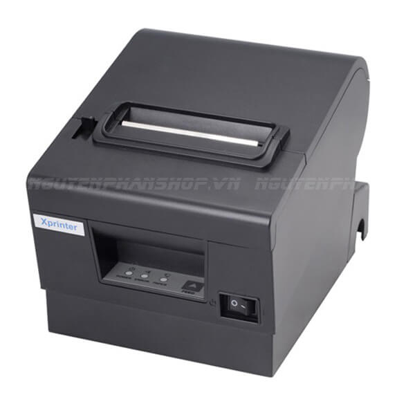 Máy in hóa đơn Xprinter XP-Q260 (USB+LAN+RS232)