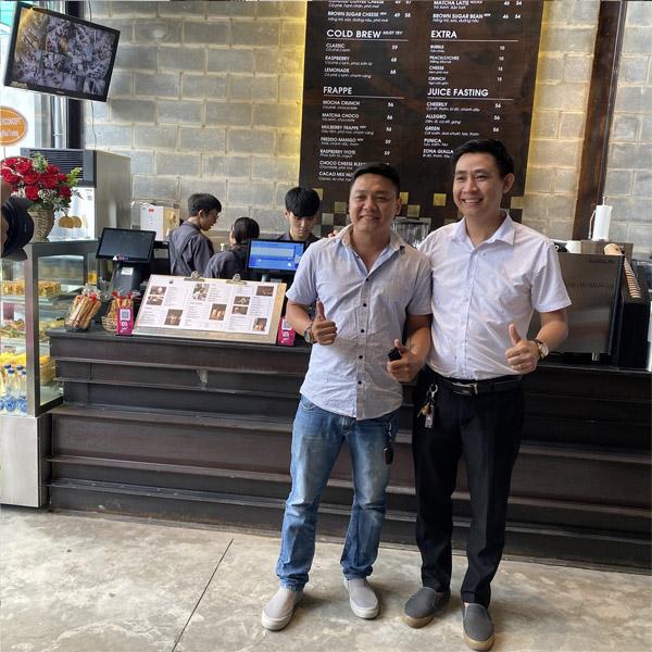 Anh Tùng - Coffee Ticos