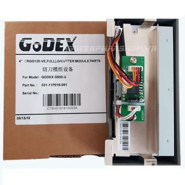 Bộ dao cắt tem máy in mã vạch Godex G500