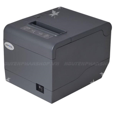 Máy in hóa đơn Zywell ZY808 (USB + LAN)