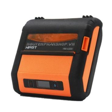 Máy in mã vạch di động HPRT HM-A300 (USB+Bluetooth)