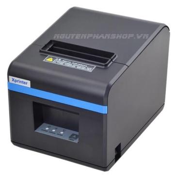 Máy in hóa đơn Wifi Xprinter N160II