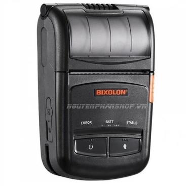 Máy in hóa đơn di động Bixolon SPP-R210 BK
