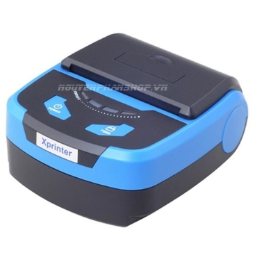 Máy in mã vạch di động Xprinter XP-P810 (USB+Bluetooth)