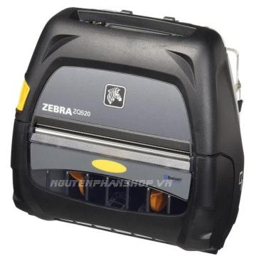 Máy in mã vạch di động Zebra ZQ520