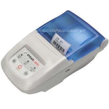 Máy in mã vạch di động Nyear NP100-L (USB+Bluetooth)