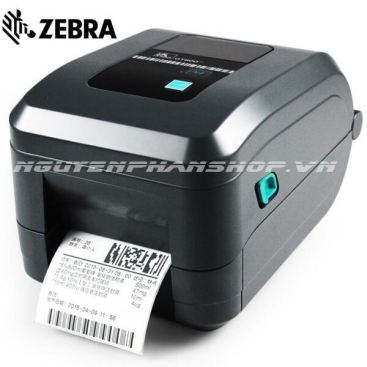Máy in mã vach Zebra GT820