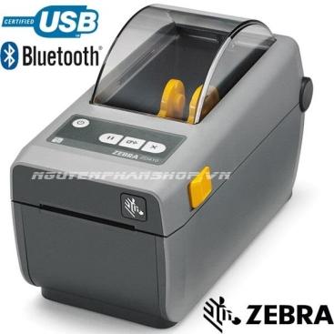 Máy in mã vach Zebra ZD410