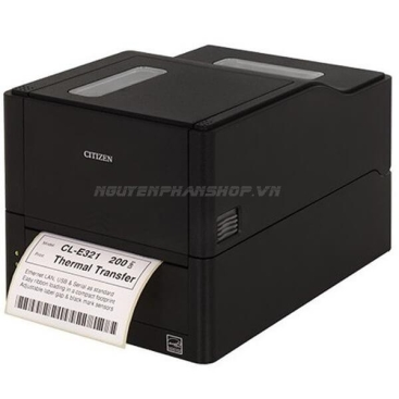 Máy in mã vạch Citizen CL-E321 (203dpi)