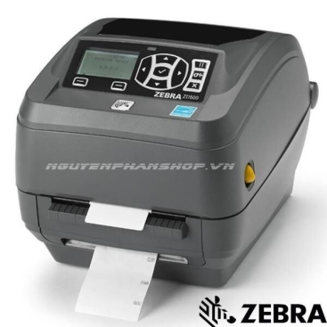 Máy in mã vach Zebra ZD500