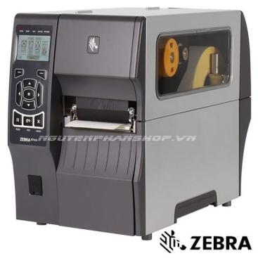 Máy in mã vach Zebra ZT410 (203dpi)