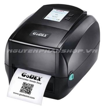 Máy in mã vạch Godex RT863i