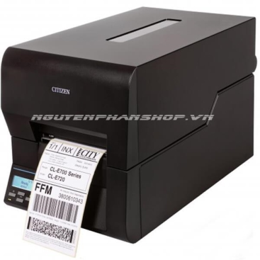 Máy in mã vạch Citizen CL-E720 (300dpi)