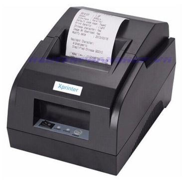 Máy in hóa đơn Bluetooth Xprinter XP-58iiH