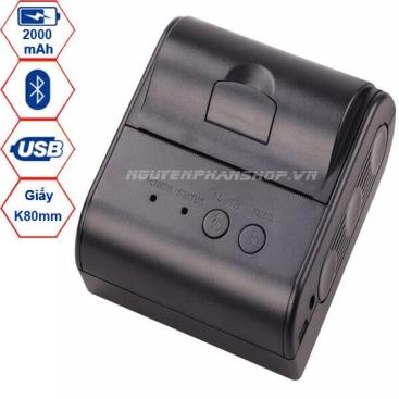 Máy in hóa đơn Bluetooth Xprinter XP-P800