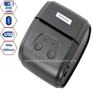 Máy in hóa đơn Bluetooth Xprinter XP-P200