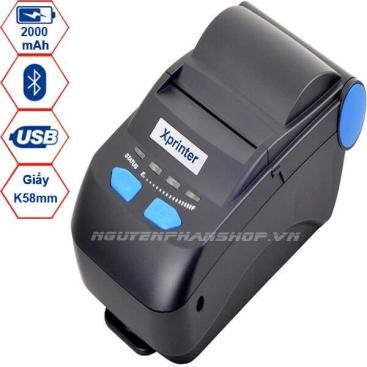 Máy in hóa đơn Bluetooth Xprinter XP-P300