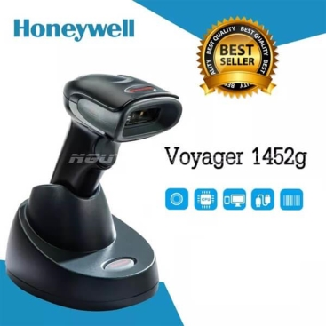 Máy quét mã vạch không dây Honeywell 1452G 1D