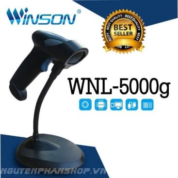 Máy quét mã vạch Winson WNL-5000g