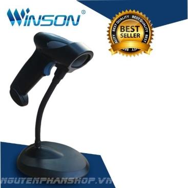 Máy quét mã vạch không dây Winson WNI-514