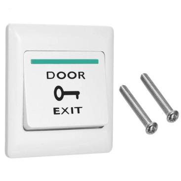 Nút nhấn exit để mở cửa