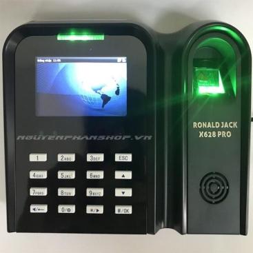 Máy chấm công vân tay Ronald Jack X628 Pro