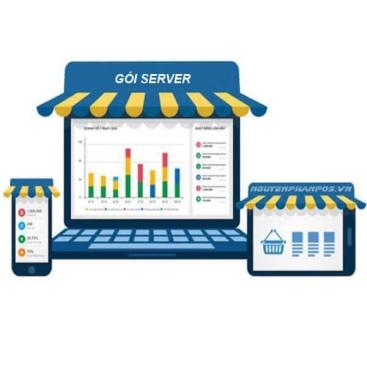 Phần mềm bán hàng offline - Gói Server