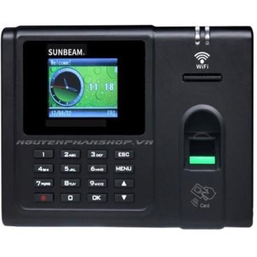 Máy chấm công vân tay Sunbeam NP800 Wifi