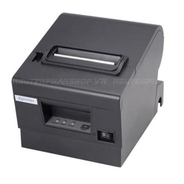Máy in hóa đơn Xprinter XP-Q260 (USB+Serial)